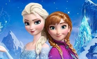 Elsa a Anna