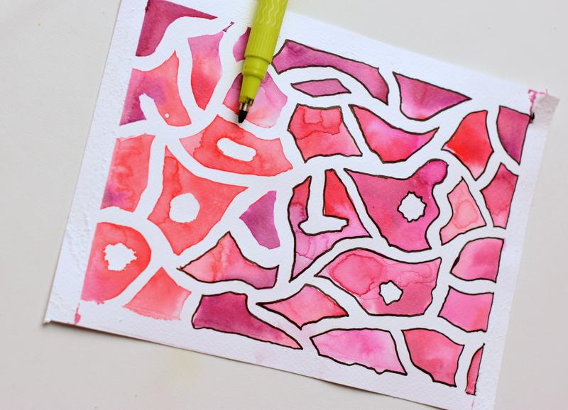kreslící guma.