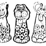 keramika zvířata