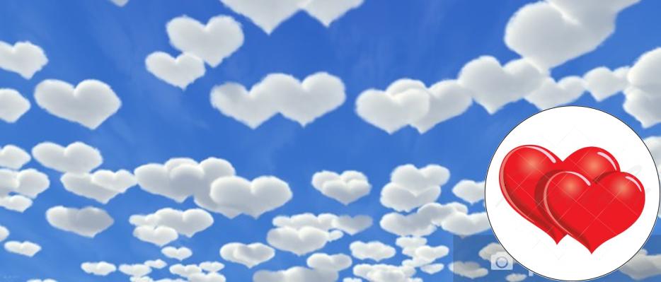 láska nebesku
