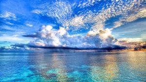 nebe země